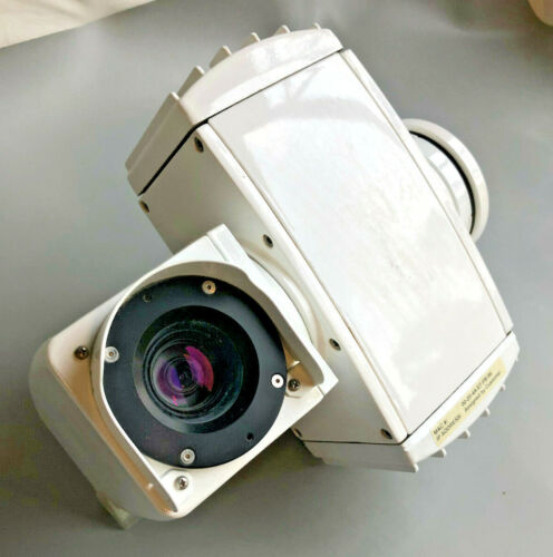 MOOG QuickSet Surveillance Camera GVS-S11XXP-MWS GEYE 1020/LT-901 PAL. Made USA
