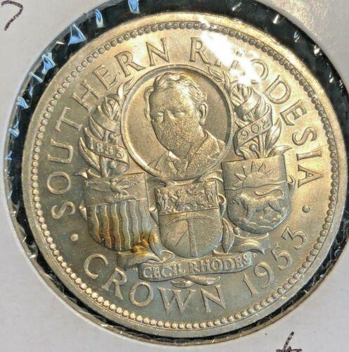 Southern Rhodesia  1953  Crown  KM 27 Unc