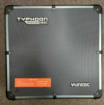 Yuneec Typhoon Q500 4K Drone Doodad Parts and Carrying Case