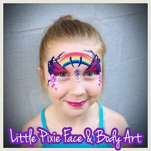 Face Painting by Little Pixie Face & Body Art Griffin Pine Rivers Area Preview