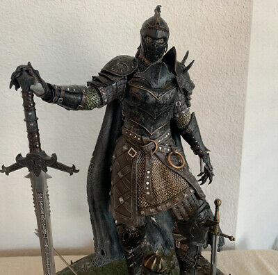Apollyon Statue For Honor Collectors Edition Ubisoft (NO GAME STATUE ONLY)