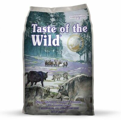 Taste of the Wild Sierra Mountain | 13kg Hundefutter