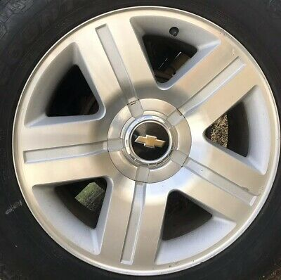 "2007-2011 Chevy Silverado Pickup Tahoe 1500 OEM Factory Alloy Wheel 20"" Rim 5291"