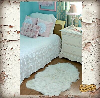 fur the perfect touch - Faux Fur Rugs