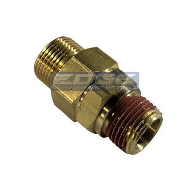 Ca-12 Load Genie Brass Air Compressor 12 X 38 Self Unloading Check Valve New