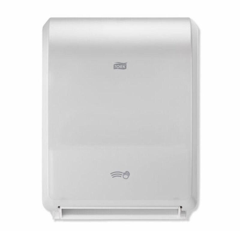 Tork  Electronic hand towel roll dispenser White 771820. USA shipper.