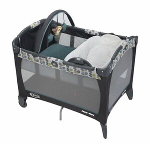 BNIB - Grace - pack n play with napper/changer