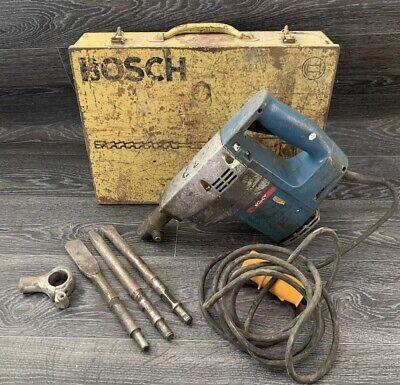 Bosch 110V Demolition Breaker ~ 700W ~ Plus Extras (See Photos)