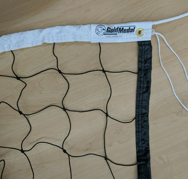 Gold Medal Volleyball Net 30