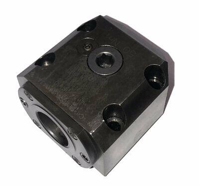 Sandvik Capto C4-rc2090-24043a Tool Block Clamping Unit 60mm X 38mm Bolt Spacing