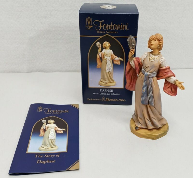 """Fontanini 5"""" Centennial Collection Daphne - #54007 With Box"""