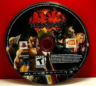 Tekken 6 (PLAYSTATION 3) DISC ONLY 2473