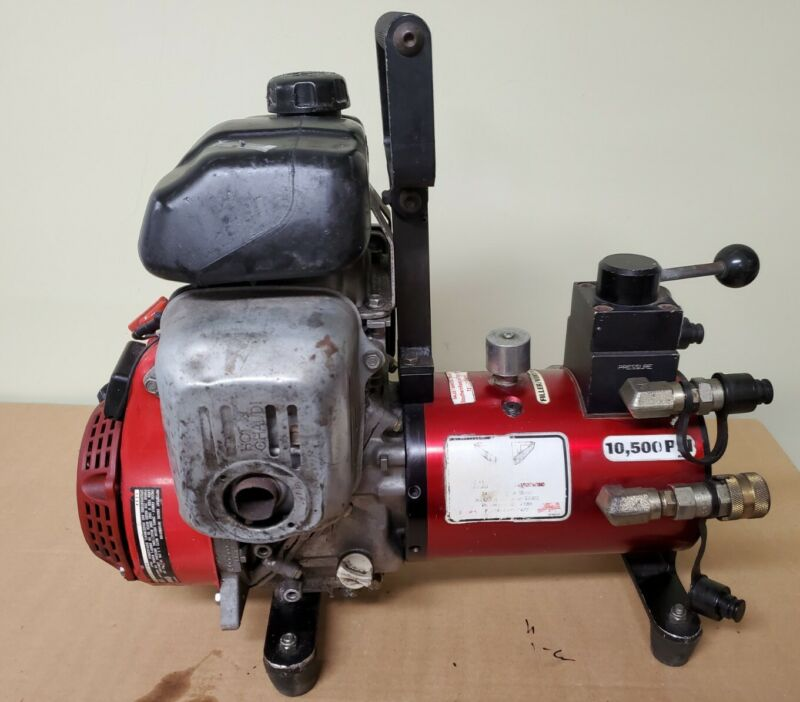 TNT RESCUE SYSTEMS Accelerator PUMP  EXTRICATION power pack