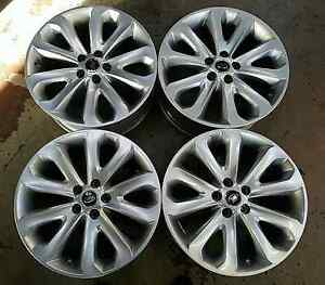 "Land Rover/Range Rover 20"" original wheels Chippendale Inner Sydney Preview"