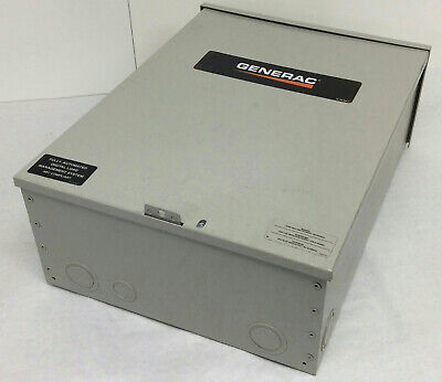 Generac Rtsr100a3 100-amp 120-240v Single Phase Nexus Smart Transfer Switch
