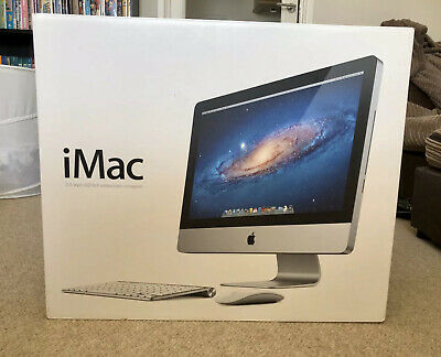 "Apple iMac 21.5"" (Mid 2011) 2.7GHz, 12GB RAM, 1TB HDD, Perfect Condition, Boxed"