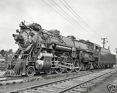 Steam Train 8 x 10 / 8x10 GLOSSY Photo Picture IMAGE #14