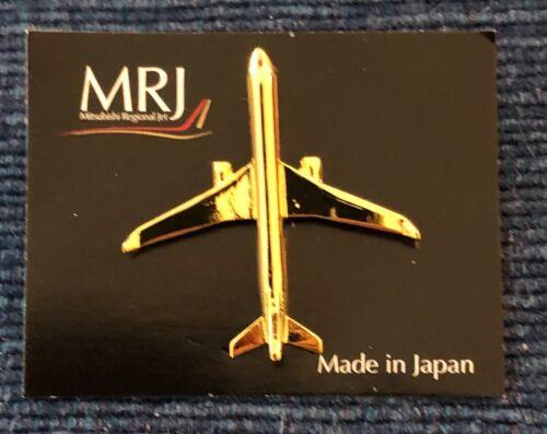 Mitsubishi Regional Jet Lapel Pin