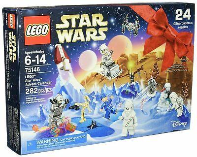 LEGO 75146 STAR WARS Advent Calendar 2016 Christmas Gift Set RETIRED NEW SEALED