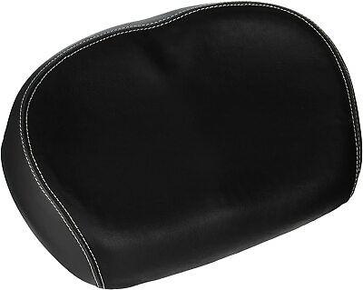Schwinn Comfort Bike Saddle Noseless Saddle Foam Black