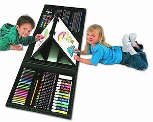 kids art kit ebay. Black Bedroom Furniture Sets. Home Design Ideas