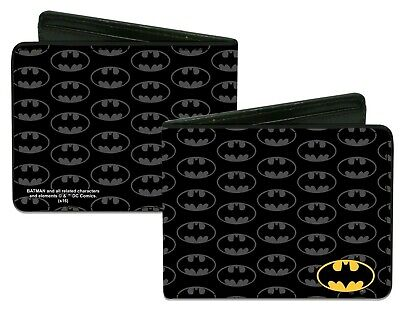 Wallet DC Comics Batman Logo Repeat BMBW