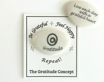 Employee Appreciation Gifts (The Gratitude Stone - Unique Inspirational Employee Appreciation)