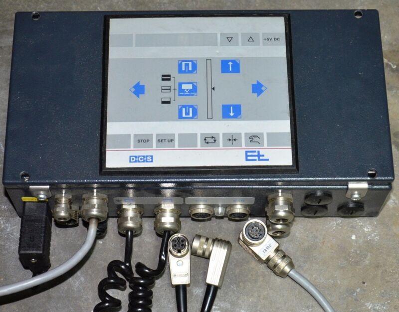 EL ERHARDT+LEIMER CONTROLER TYP DC 1141 NR. 226818