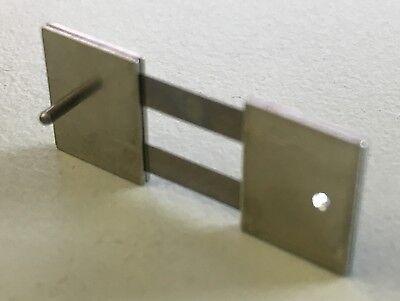 Pendelfeder Wanduhr Tischuhren Stiftabstand 19,5 Stärke 0,06 | weitere Artikel