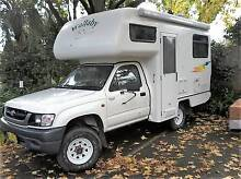 2002 Toyota HILUX 4x4 Motorhome Normanhurst Hornsby Area Preview