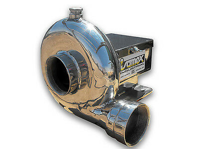 Stainless Steel Water Pump Centrifugal 4x3 650 Gpm Ccwcw Threadedgrooved