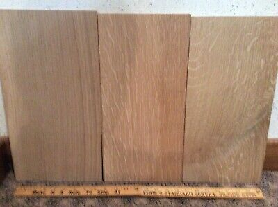 """Used, White Oak Planks ~24"""" X 15"""" Figured Partially Rough Over 2 Square Foot Lot #7 for sale  Mason"""