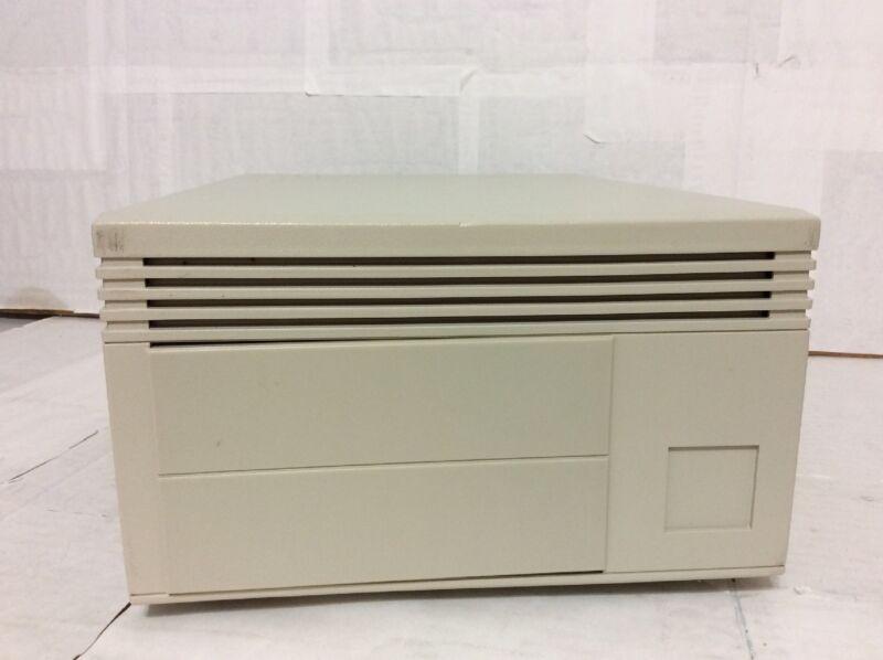 SCSI Two Bay External Case NOS