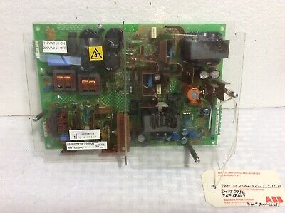 Abb Smps-7738 Series F Power Supply Board 110v