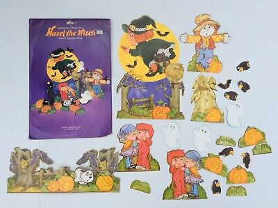 Hazel Halloween Party (Hazel The Witch Halloween Party Decorations 1979 American)