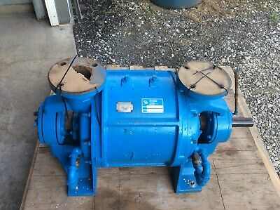 Nash Vacuum Pump Liquid Ring Vacuum Pump Cl-402 100