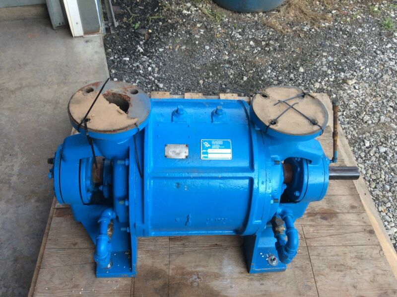 Nash vacuum pump Liquid ring vacuum pump CL-402 100%