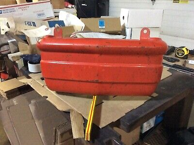 Nos Ford 801 Tractor Series Bottom Grill Section