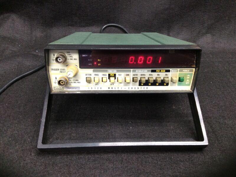 Fluke 1912A Multi-Counter