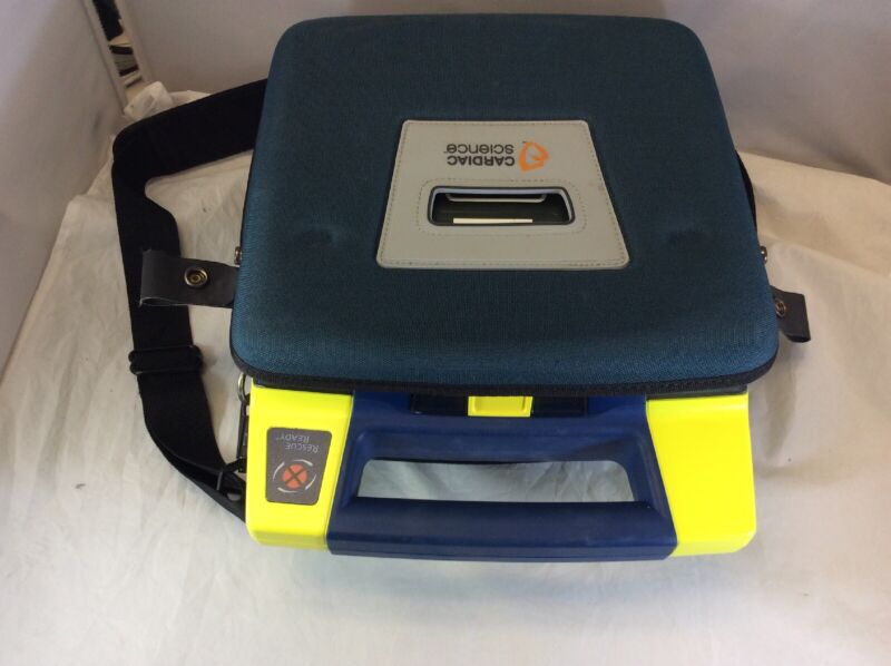 Cardiac Science AED Defibrillator Trainer Training 180-5021-101 ONLY