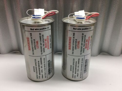 25nF Ultra High voltage,Laser,Tesla 0.025uF 50//25kV Pulse Capacitor New
