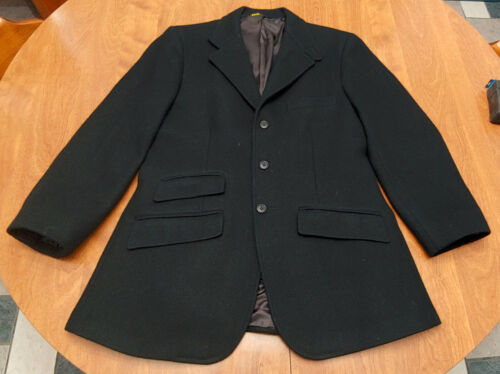 Tailored Sportsman, melton heavy weight, Mens 38 foxhunt