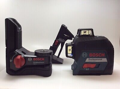 Bosch 200ft 360 Degree Three Plane Leveling Alignment Laser GLL3-300 54529-1