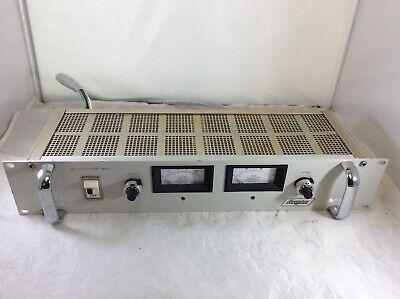 Acopian Adjustable High Voltage Dc Power Supplyrackmount 1000v 60ma 1kvdc