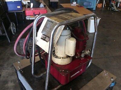 Enerpac Eer6422 - Pump Portable Hydraulic Power Supply 115 Volt