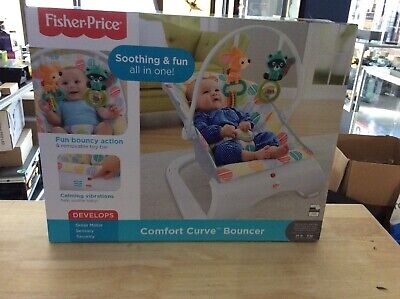 Fisher-Price Comfort Curve Bouncer FREE SHIPPING
