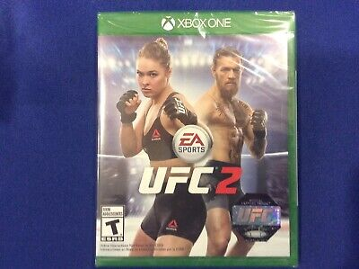 UFC 2 - Xbox One Brand New Factory Sealed T-3, usado comprar usado  Enviando para Brazil