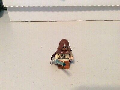 Lego Star Wars Obi-Wan Kenobi Light-up Lightsaber Minifigure SW0137