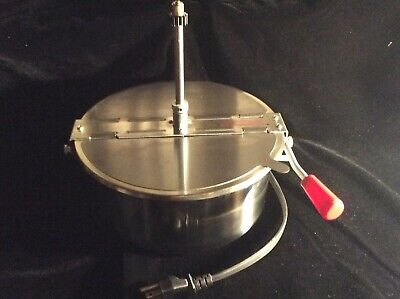 4084 12 Ounce Replacement Popcorn Kettle For Great Northern Popcorn Poppers
