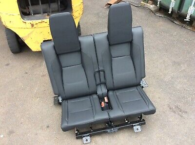 Land Rover Discovery Sport Rear Seats 3rd Row Load Dpace Black Leather